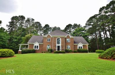 Loganville Single Family Home For Sale: 1333 Temple Johnson Rd