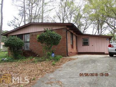 Atlanta Single Family Home Back On Market: 2970 Horse Shoe