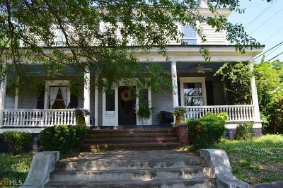 Coweta County Single Family Home For Sale: 70 Jackson St