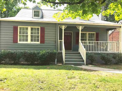 Hapeville Single Family Home New: 3329 Old Jonesboro Rd