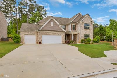 Suwanee Single Family Home For Sale: 7 Daniel Creek Trce