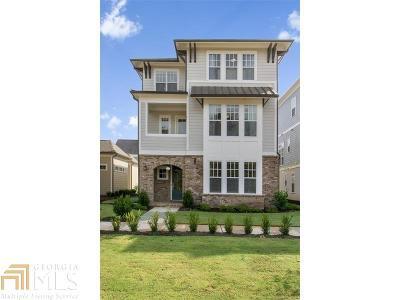 Peachtree City Single Family Home New: 301 Lanesborough Way
