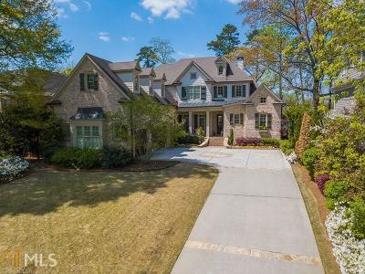 Brookhaven Single Family Home New: 3070 Lanier