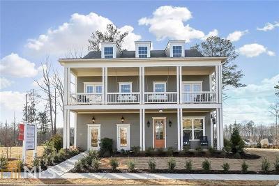 Peachtree City Single Family Home New: 204 Bandon Way
