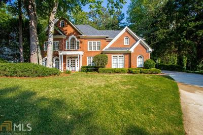 Alpharetta Single Family Home For Sale: 650 Americas Cup Cv