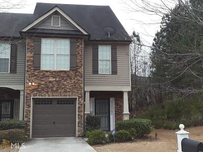 Lithonia Condo/Townhouse For Sale: 3393 Pennington Dr