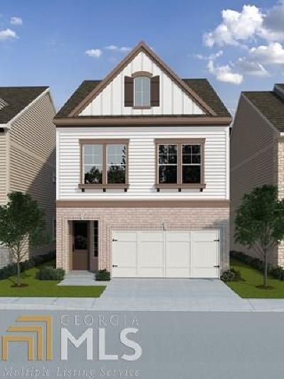 Smyrna Single Family Home New: 417 Cranleigh Ridge