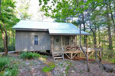 Rabun County Single Family Home For Sale: 61 Lairs Ln