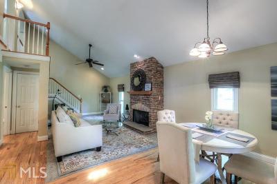 Cumming Single Family Home New: 4040 Merritt Dr