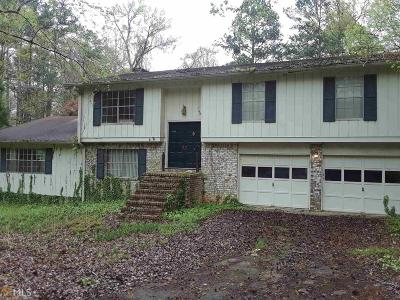 Stone Mountain GA Single Family Home Under Contract: $70,000