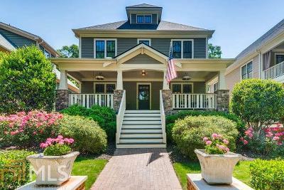 Smyrna Single Family Home New: 2968 Anderson Cir
