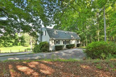 Coweta County Single Family Home For Sale: 5 Holly Way