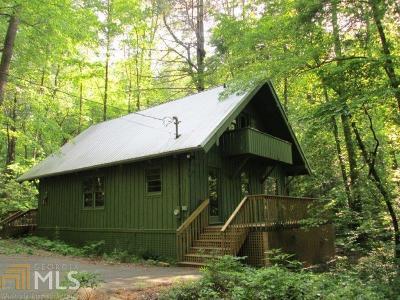 Sautee Nacoochee Single Family Home For Sale: 1072 Alpine Dr