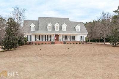 Mcdonough Single Family Home For Sale: 885 Kelleytown Rd