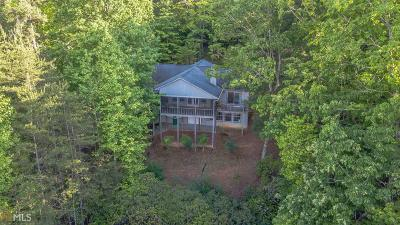 Sautee Nacoochee Single Family Home For Sale: 1781 Panorama Dr