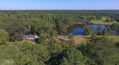 Mansfield Single Family Home Under Contract: 1880 Sewell Rd
