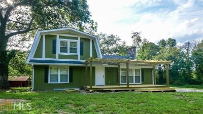 Lithonia Single Family Home New: 2201 Southern Grove Rd