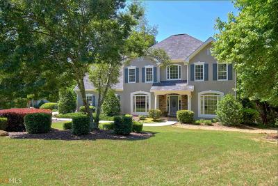Peachtree City Single Family Home Under Contract: 103 Interlochen Dr