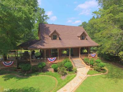 Newnan Single Family Home New: 711 Moore