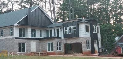 Single Family Home For Sale: 985 Old Tucker Rd