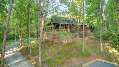 Rabun County Single Family Home For Sale: 6060 Bridge Creek