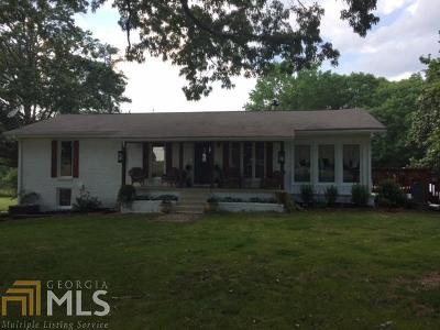 Locust Grove Single Family Home For Sale: 1507 Peeksville Rd