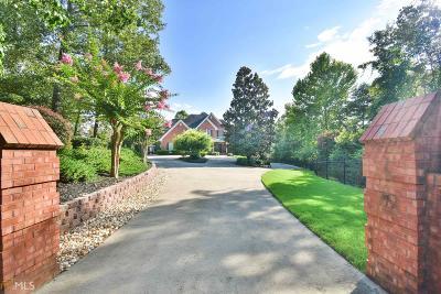 Dahlonega Single Family Home For Sale: 750 Deer Run