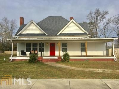 Bremen Single Family Home For Sale: 514 Chestnut St