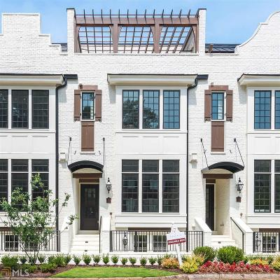 Dekalb County Condo/Townhouse New: 144 Northern Ave #7