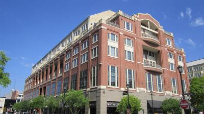 Fulton County Condo/Townhouse For Sale: 265 18th St #2429