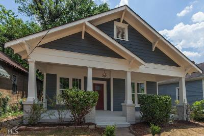 Mozley Park Single Family Home Under Contract: 196 Laurel Ave