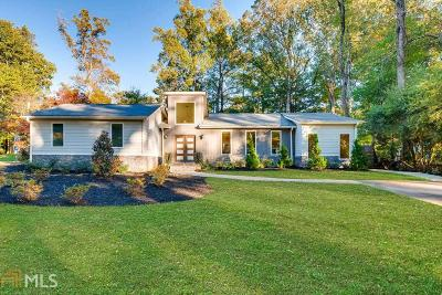 Fulton County Single Family Home New: 6445 Long Island Dr