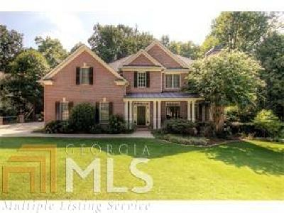 Kennesaw Single Family Home For Sale: 1382 Valley Reserve Dr