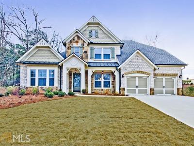 Suwanee Single Family Home New: 3635 Paddocks