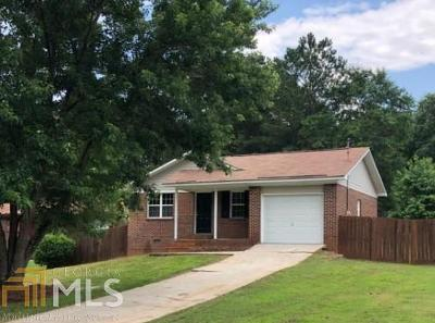 Barnesville Single Family Home For Sale: 109 Westchester Dr