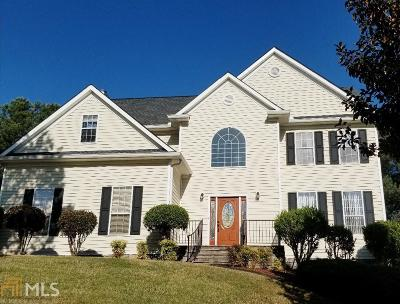 Fayetteville Single Family Home New: 125 Saddle Ridge Way