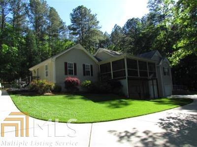 McDonough Single Family Home For Sale: 1554 Mount Bethel Rd