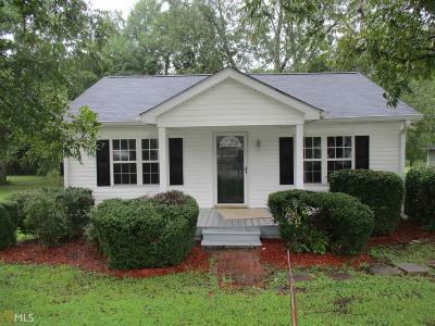Coweta County Single Family Home For Sale: 42 E Newnan