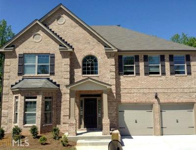 Conyers Single Family Home New: 1489 Bourdon Bell Dr