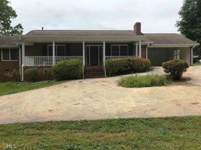 Elbert County, Franklin County, Hart County Single Family Home For Sale: 145 Gainesville