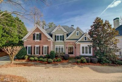 Suwanee Single Family Home For Sale: 5253 Aldeburgh Dr