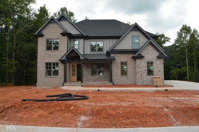 Hoschton Single Family Home For Sale: 850 Walnut River Trl