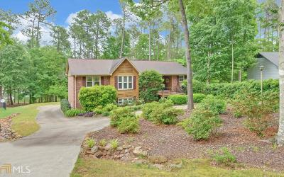 Hartwell Single Family Home For Sale: 674 Ridgewood Dr