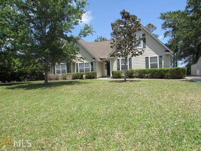 Woodbine Single Family Home For Sale: 165 Cinnamon Teal Dr