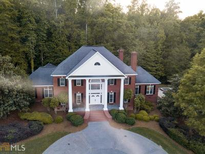 Monroe Single Family Home Under Contract: 3400 Turkey Mountain Trl