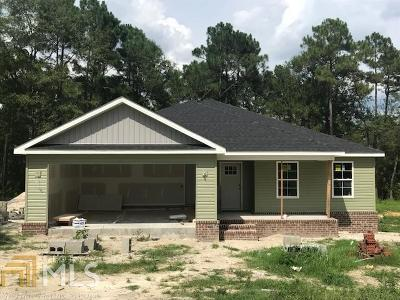 Statesboro Single Family Home For Sale: 342 Teakwood Ct