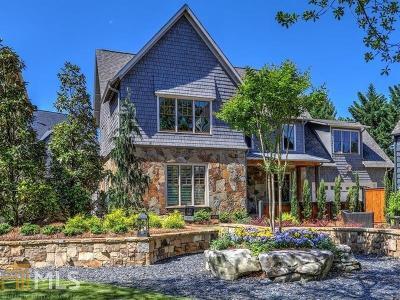 Marietta Single Family Home New: 2560 Middle Coray Cv