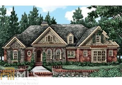 Marietta Single Family Home New: 1209 Lincoln Dr