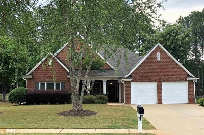 Newnan Single Family Home New: 196 Lake Forest Dr