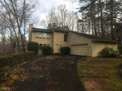 Roswell Single Family Home New: 4290 Inverness Ct